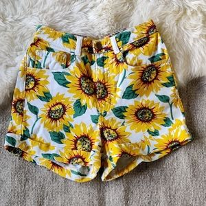 Sunflower Shorts American Apparel